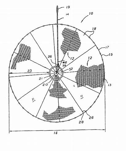 Cast Patents Drawing Throwing Device