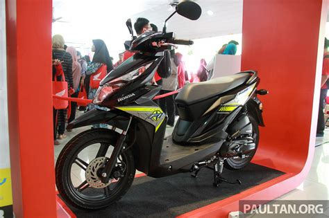 Beat Modif 2017 by 2017 Honda Beat Scooter In Malaysia Rm5 565 Image 583732