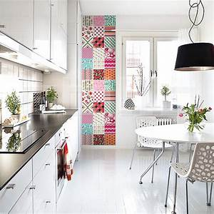 construindo minha casa clean decoracao de cozinhas With kitchen colors with white cabinets with papier peint carte du monde