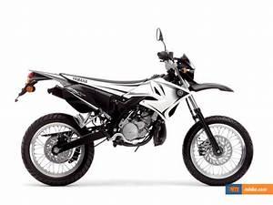 2007 Yamaha DT 50 X MotoZombDriveCOM