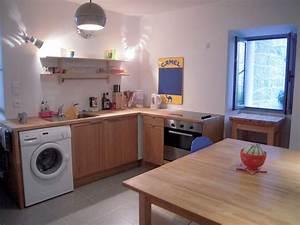 Cuisine amenagee photo de le sejour cuisine u cucone for Photo cuisine aménagée