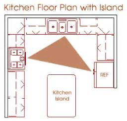 island kitchen floor plans dear kitchen