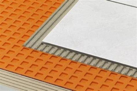 how to install ditra mat tile underlayment icreatables