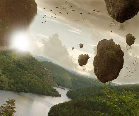floating mountains  pandora  ripperjaxx  deviantart