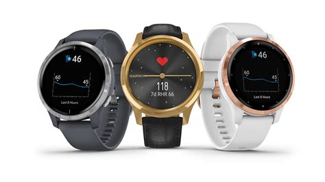 garmin features battery in newest smartwatches announced at ifa 2019 firstbeat
