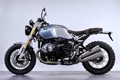 Bmw R Nine T Scrambler by Is This The Bmw R Ninet Scrambler Expected At Eicma