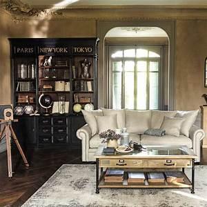 Salon Maison Du Monde : meubles style classique et classique chic maisons du monde salons pinterest chic ~ Teatrodelosmanantiales.com Idées de Décoration