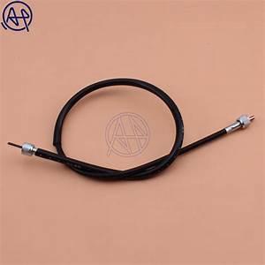 Motorcycle Speedometer Cable Rope Odometer Gauge Wire Tachometer Line For Kawasaki Ninja 250r