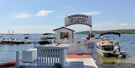 Boat Rental Marina Bay by Marina Bay Boat Rentals Inc Travel Wisconsin