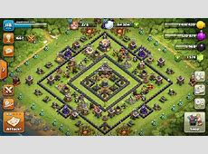 Base TH 11 tanpa Eagle Artillery susah di tembus dan