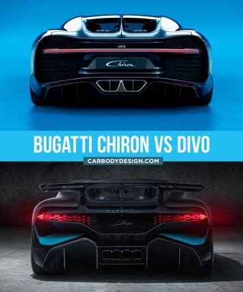 This wing adjusts for braking and for the different driving modes. Bugatti Divo: Design Gallery