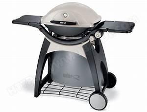 Petit Barbecue A Gaz : weber q 300 pas cher barbecue gaz livraison gratuite ~ Dailycaller-alerts.com Idées de Décoration