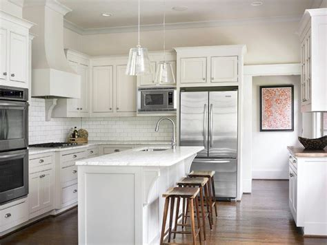 photos of kitchen cabinets with hardware stunning white kitchen design with white shaker 9086