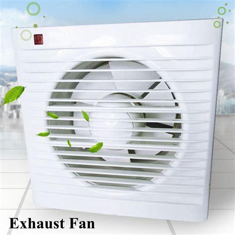 Bathroom Extractor Fan New Zealand by 4 6 8 Waterproof Mute Bathroom Extractor Exhaust Fan