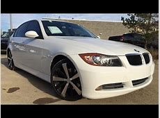 Pre Owned White 2008 BMW 3 Series 328i RWD In Depth Review