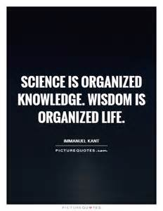 Knowledge Wisdom Life Quote