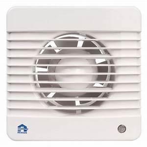 Aérateur Extracteur Avec Détecteur D Humidité : extracteur m canique renson 100mm d bit 98m h avec tempo ~ Dailycaller-alerts.com Idées de Décoration