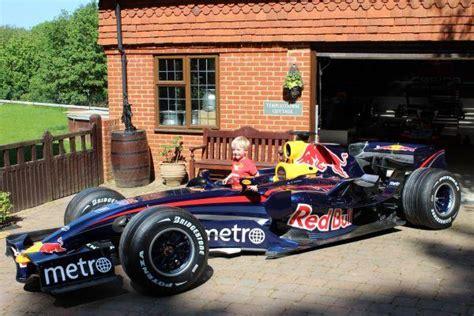 formula mazda for sale for sale mark webber s 2007 red bull racing f1 car