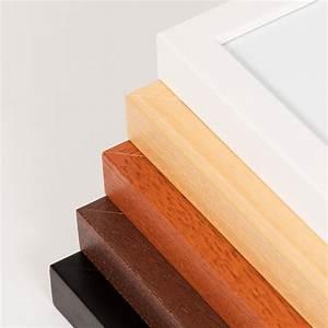 Bilderrahmen Schwarz Holz : artvera bilderrahmen signatur bilderrahmen aus holz 50x60 cm 50x60 cm schwarz ~ Frokenaadalensverden.com Haus und Dekorationen