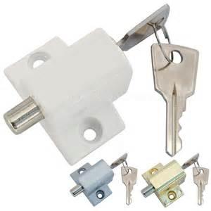 patio door locks sliding patio door or window lock security locking push catch bolt 2 the window door