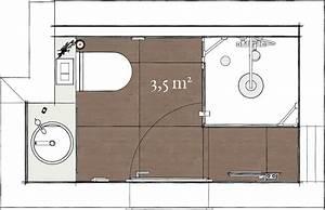 Gäste Wc Grundriss : g stebad mit dusche auf 3 5 m 82166 gr felfing in 2019 g ste wc bad badezimmer und wc ~ Orissabook.com Haus und Dekorationen