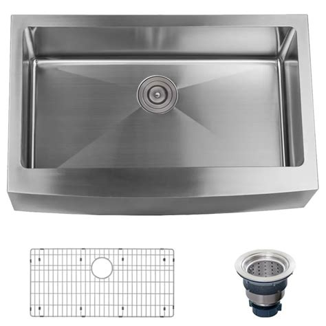 who makes miseno sinks faucet mno163320f in 16 stainless steel by miseno