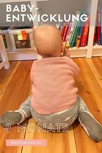 Spielzeug Für 8 Monate Altes Baby : baby m dchen ist acht monate alt entwicklung mamaskind ~ Yasmunasinghe.com Haus und Dekorationen