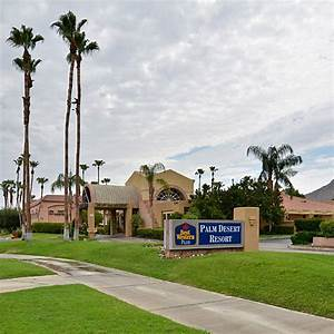 Best Western Palm Desert Resort - Palm Desert, CA - Sunset