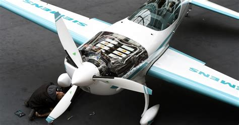 Electric Plane Motor by Electric Aircraft World Record Electric Motor Makes