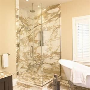 habillage mural douche ciabizcom With porte de douche coulissante avec panneau mural décoratif salle de bain