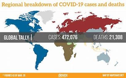 Covid Deaths Globally Insurance Coronavirus Map Worldwide