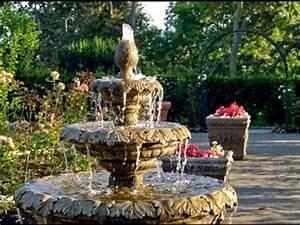 Modele Fontaine De Jardin. 1001 conseils pratiques pour une d co de ...