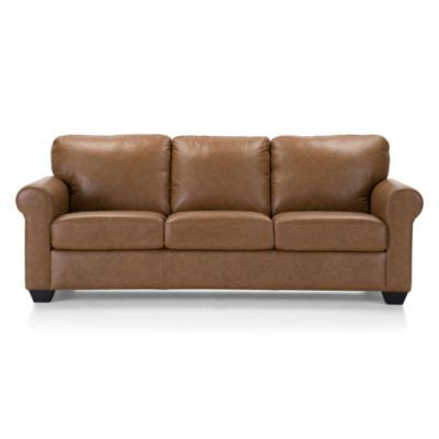 Jc Penney Sofas by Leather Possibilities Track Arm Sofa Jcpenney