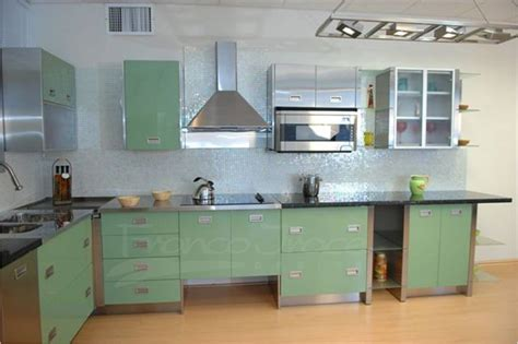 stainless steel cabinets kitchen metal kitchen cabinets manufacturers kitchen 5715