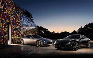 Tlcharger Fond d'ecran Maserati, deux, voiture, Maserati ...