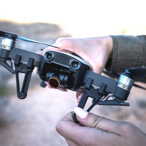 polar pro landing gear  dji mavic air drones hero gear