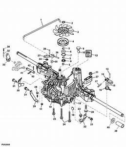 John Deere Mower Deck Parts 48 Inch