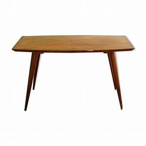 Table Pieds Compas : table basse pieds compas mes petites puces ~ Teatrodelosmanantiales.com Idées de Décoration