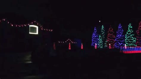 oak ranch pl elk grove christmas lights youtube
