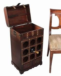 Weinregal Holz Antik : weinregal flaschenregal wein flasche regal antik stil holz weintruhe weinschrank 4260484824127 ~ Indierocktalk.com Haus und Dekorationen