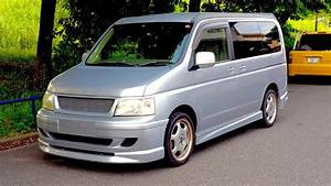 2002 Honda Step Wagon  Canada Import  Japan Auction Purchase Review