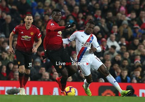 Manchester Utd vs Crystal Palace Preview and Prediction ...