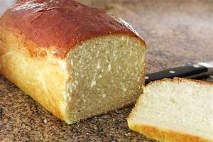 Basic Brioche Loaf Bread Recipe