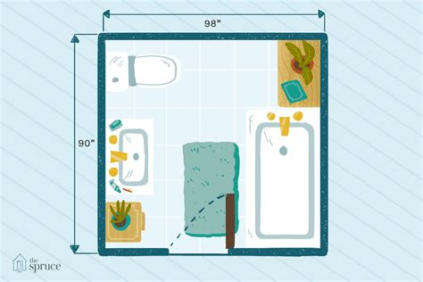 bathroom floor plans free 15 free bathroom floor plans you can use