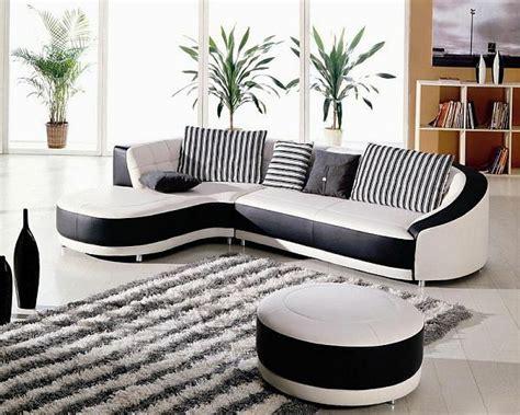 canap d angle blanc pas cher le canapé d 39 angle en cuir 60 idées d 39 aménagement