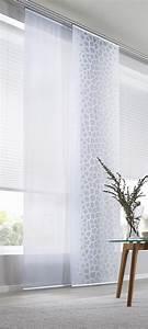 Garnitur 3 2 1 : fl chenvorhang in elegantem wei von esposa vorh nge pinterest vorh nge und gardinen ~ Indierocktalk.com Haus und Dekorationen
