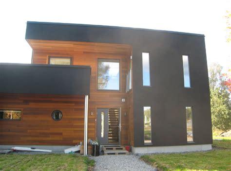 constructeur maison ossature bois basse consommation constructeurs maison contemporaine