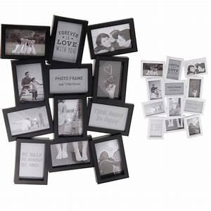 Großer Bilderrahmen Für Mehrere Bilder : bilderrahmen 62x48cm f r 12 fotos aus kunststoff fotorahmen collage ~ Bigdaddyawards.com Haus und Dekorationen
