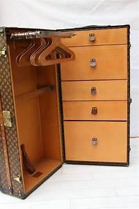 192039s Louis Vuitton Wardrobe Trunkmalle Vuitton Armoire