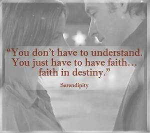 Words from 'Serendipity' - Fall in Love All Over Again ...